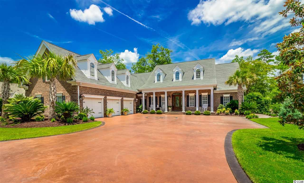 This is a Builder's personal home for sale In Cypress River Plantation, a beautiful Intracoastal Waterway Community. This executive all brick custom home features 5 bedrooms, 4 1/2 baths, oversize 3 car garage, tons of storage, inground Salt, cement pool and Koi pond. Way too many upgrades to list here, make an appointment today to view this lovely home and take in the beauty of this one-of-a-kind! Owners are SC licensed Realtor, and SC Residential Contractor. Cypress River Plantation offers resort-like amenities including 24 hour Guard Gate, Clubhouse/Pool, Tennis court, Boat launch, Boat and RV storage. Home is listed well below appraised value.