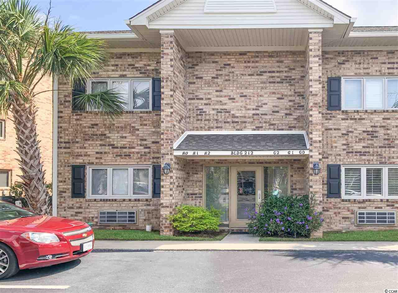 Spectacular 1st floor end unit in the popular Plantation Golf Villas.This unit has recently been remodeled and updated in 2018 including new HVAC! Unit can also be used as a lockout unit, so you can put on rental program to rent 1 side and still be able to visit the other. Sit back and enjoy the view of the beautiful lake which is only steps from your back patio.The unit is located only a mile from the blue sandy beach.Measurements and square footage are estimated and not guaranteed and should be measured by the buyer. The buyer is responsible for verification.