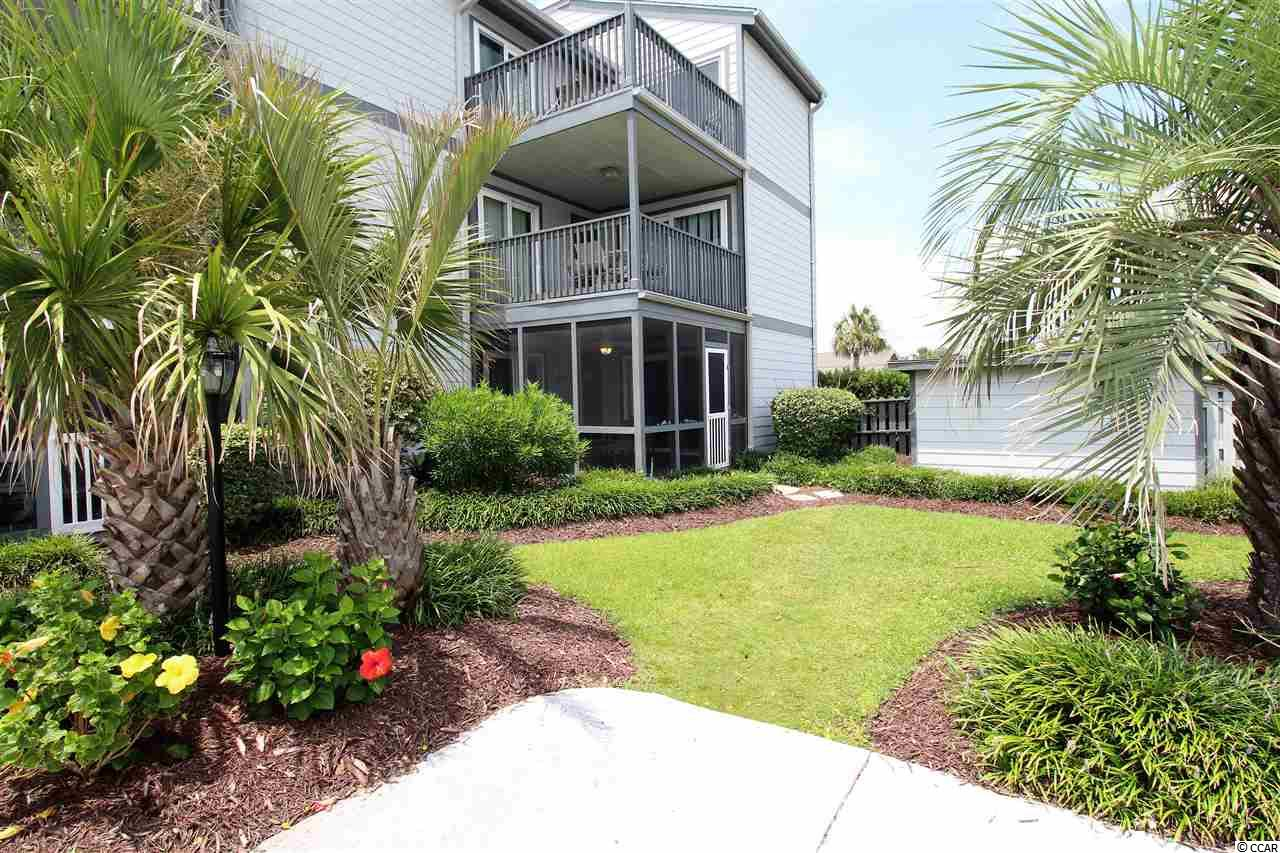 """Welcome To Surfside Beach, """"The Family Beach""""!  RUN, Do NOT Walk To This Opportunity To Own A Piece Of Paradise!  Rare 3 BEDROOM FIRST FLOOR CONDO is TURN KEY, Updated and Ready To Be Your Beach Getaway And/Or Investment Property.  Sea Cloisters I Unit 101A Rents Easily All Summer Long (Rent Totals Are Comparable To Direct Oceanfronts), And Is Popular With Those Wanting A SCREENED-PORCH Just A Few Steps From The Large Swimming Pool & Deck Area.  Speaking of Steps...There are ONLY 3 Steps Up Into This First Floor Unit.  Scenic Dunes Surround Your Short Trek Over The Walk-Over And Onto The Beach.  The Condo Is Turn-Key & Comes Furnished, With Updates Within The Past 5 Years Including: Complete Kitchen Remodel (Down To The Studs), Half Bath Remodel, Master Bath Remodel With Tile Shower Upgrade, Slider Door Replacement (Hurricane Rated), Appliances & Televisions Replaced, Living Room Furniture Replaced.  HVAC Was Replaced in 2015 And Is On Preventative Maintenance Program 2X Per Year.  3 Lockable Storage Closets.  Nothing Left To Do But ENJOY!!!"""