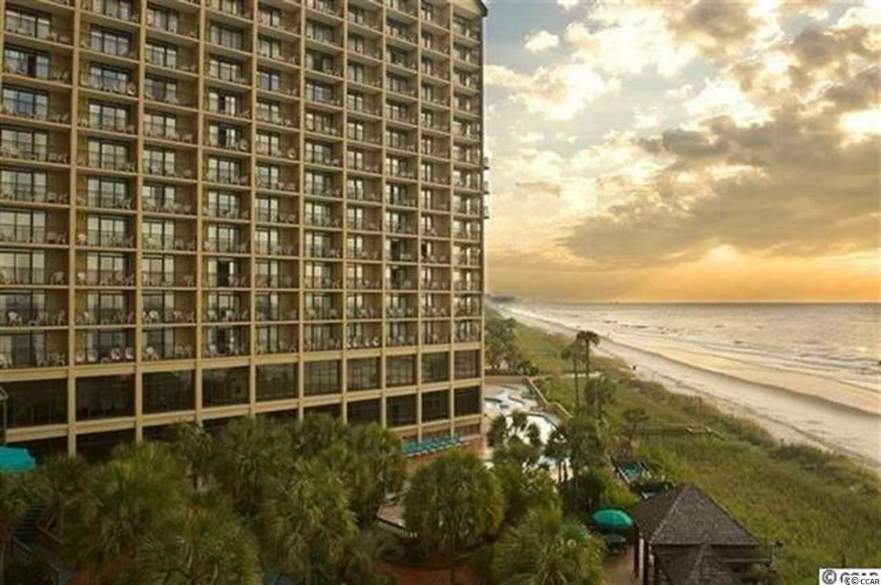 1 Bedroom 1 Bath at the popular Beach Cove Resort! Tropical outdoor pool deck and heated outdoor pools, whirlpools, indoor pool, 350 ft. lazy river, sauna, racquetball court, exercise room, business facilities game room and wi-fi. Enjoy a breakfast with ocean views at the on-site Tradewinds Cafe.