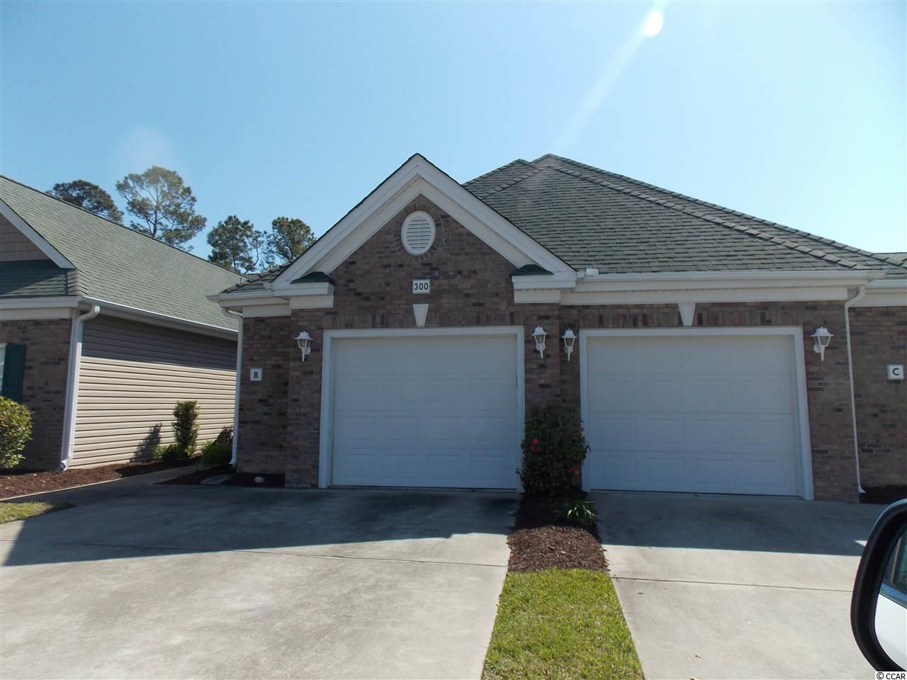 Park West........Murrells Inlet off of Tournament Boulevard. Unit is an annual rental and leased through May 31, 2020.  Short drive to the beach, Marsh Walk, Market Commons and Airport.  Close to post office, grocery stores and restaurants.  Quiet neighborhood.  Community pool.  Beautiful landscaping and ponds.
