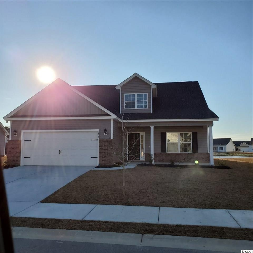 "The ""ABCO II MODEL"" model in the highly desired ""Rivertown Row"" Community offers all of the right features and benefits Features include but are not limited too: A best selling model this 5 bedroom 3 bath home is sure to give you the room that you need! Great Open Floor Plan with no wasted space, Large Foyer area, large eat in Kitchen, 10x14 Grilling Patio- All of the homes in Rivertown Row come STANDARD with the Luxury of Natural Gas (tank less water Heater, gas heat, and gas stove and oven), 36"" and 42"" ""profiled"" kitchen cabinets with crown molding, stainless steel appliances, large pantry, completely trimmed and painted garage with drop down storage access which is floored for your convenience, ""Low E"" Energy efficient windows, upgraded insulation package , landscaped and sodded yard, and so much more. All of the homes in Rivertown Row are built with a ""Maintenance Free"" lifestyle in mind. Rivertown Row is Conway's most highly desired New Home community that is very conveniently located near shopping, world class medical offices and hospitals, restaurants, schools, and only 15 Miles to Myrtle Beach. Call or visit us today and find out why Beverly Homes is our areas premier Builder!"