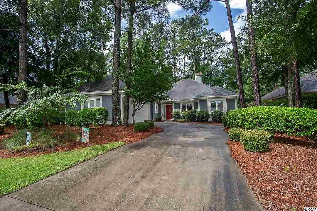 Located on the 16th fairway of the prestigious Tidewater Plantation golf course, this 3 bedroom 2.5 bath home would be the perfect primary residence or second home. The spacious open floor plan offers plenty of room to spread out and relax.  The recently winterized porch, fireplace and kitchen breakfast nook are just a few of the many great feature this home has to offer. Amenities include several pools, tennis courts, exercise facility, clubhouse with a restaurant and pro shop, an owners oceanfront beach cabana with private parking and of course a championship golf course.