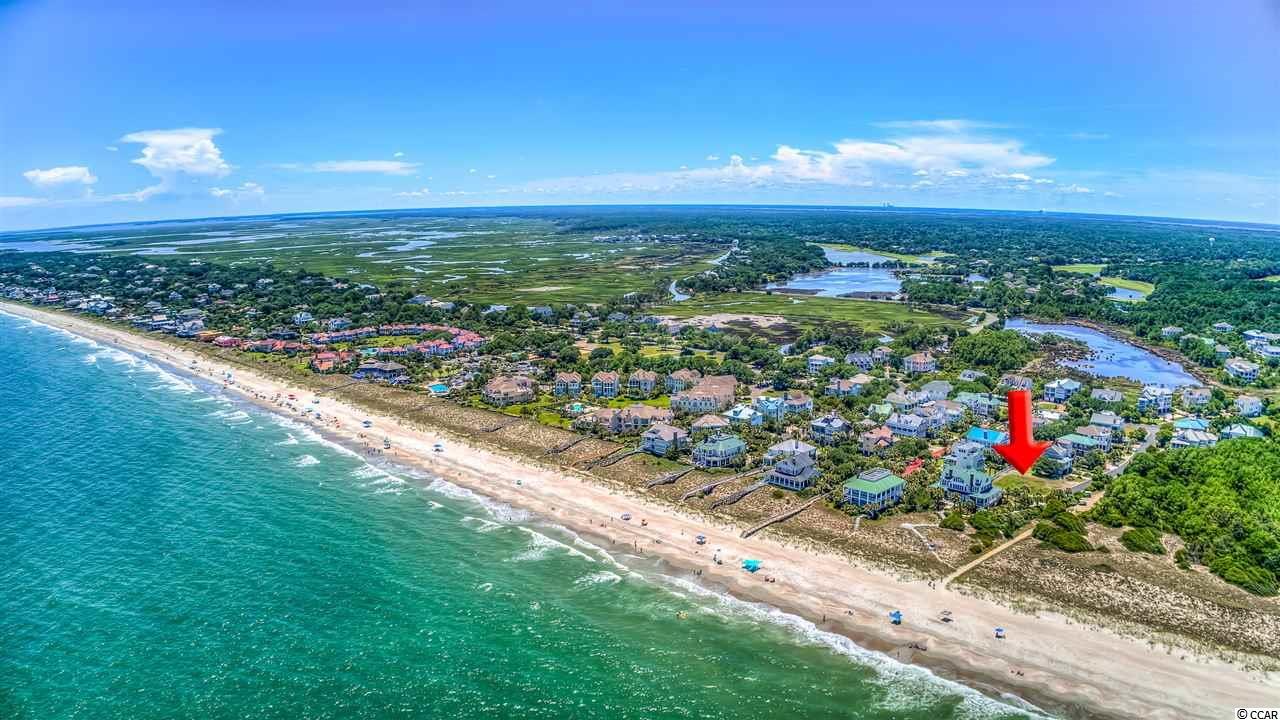Still looking for your perfect home? Build your own on this spectacular second-row, corner lot in the prestigious Ocean Park section of DeBordieu Colony, steps away from sandy beaches and miles of private coastal shoreline. Ocean Park owners enjoy a private Boardwalk & Bath House, just 60 yards from this stunning home site. Dimensions are 90x102x100x88.   DeBordieu Colony is an oceanfront community just south of Pawleys Island, South Carolina featuring oceanfront dining, private golf and tennis, fitness center, saltwater creek access to the ocean, a manned security gate, and luxury homes and villas surrounded by thousands of acres of wildlife and nature preserves. Come see and make South Carolina's finest neighborhood home.