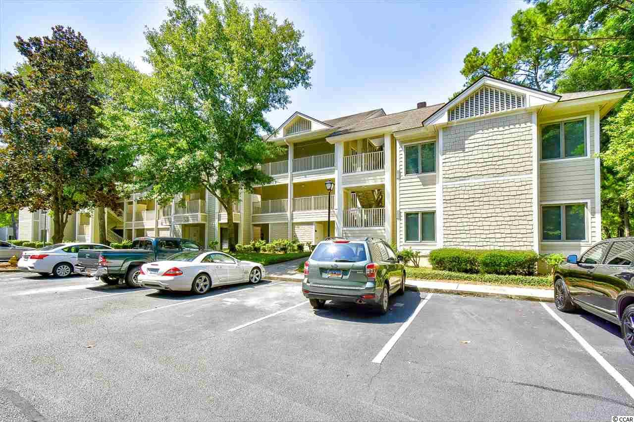 Located in Heron Lake, inside the gated community of Tidewater in an elevator building, this 3rd floor, open concept 2 bed, 2 bath unit comes furnished with a view of the driving range from the screened porch, which can be accessed through the Master or the living area.  Both bedrooms are spacious and offers plenty of closet space.  The kitchen offers ample counter & cabinet space for all of your kitchen needs.  The unit had a new hot water heater installed in 2018 and HVAC system installed in 2016.  Tidewater amenities include pools, a fitness center, tennis courts, an amenity center, an onsite restaurant, a Private Beach Cabana, security guards at the gate and much more.  Conveniently located to Cherry Grove Pier, Barefoot Landing, Tanger Outlets, other great shopping, dining & entertainment, area attractions, golf courses, the Beach and so much more!  Schedule your showing today!