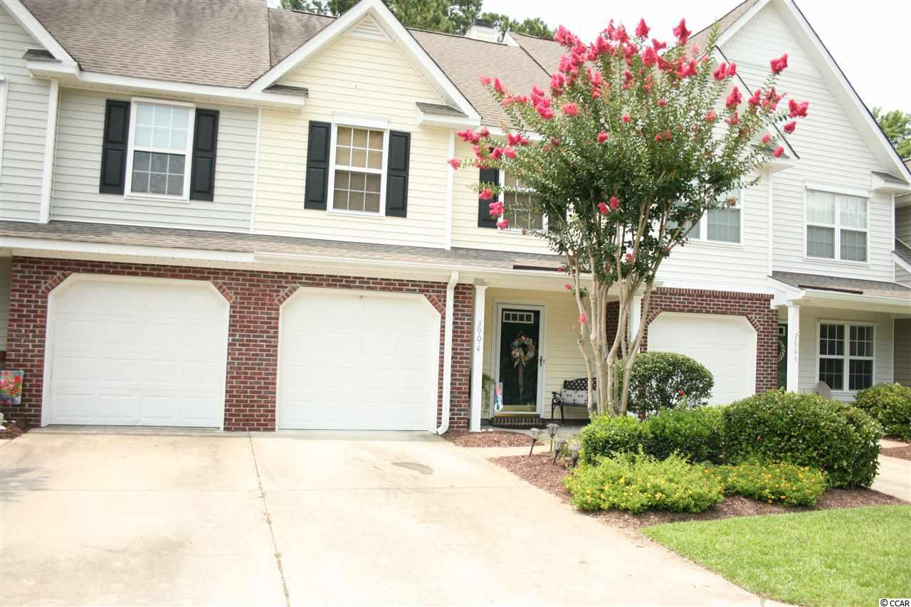 Very clean and well maintained 2 bedroom, 2 full bath, 1 half bath townhouse with fireplace in Rose Run.  This spacious townhome is located approximately one mile driving distance to the beautiful Pawleys Island beaches.  Rose Run is close to  shopping, schools, airports, beaches, golf, and all of the Grand Strands great amenities.    Layout consists of all Bedrooms, full baths on second level. Kitchen, dining, living room with fireplace on first level. Screen porch & area for grilling. Single car garage.