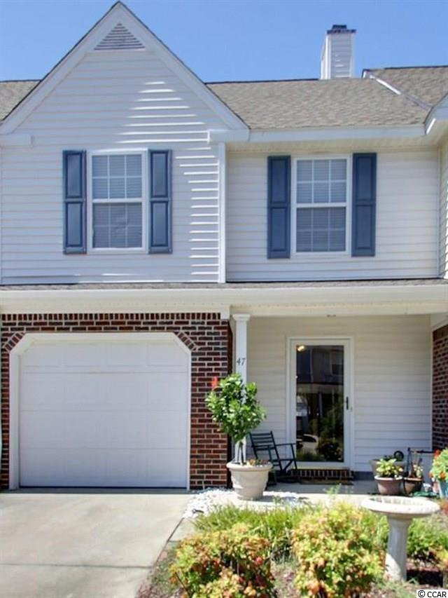 Welcome to Pawleys Place in Pawleys Island. This two bedroom, two and a half bath townhouse has it all. New roof in 2018. Windows and siding in 2017. New HVAC system, inside and out, June 2019. All new stainless steel appliances that are the fingerprint proof brand. All new granite in the bathrooms and kitchen. New washer/dryer. New floors in the kitchen. Tile floor at the front entrance. Pergo XP throughout the rest of the home. Extended concrete in the back and stone around the air condition condenser. All new light fixtures throughout the home. Beautiful garden when you pull into the driveway. Great curb appeal. Then you walk to the front door which has keyless entry. The back door is also keyless. Very nice fireplace and when you go out back to the screened in porch, it has new tile floors and a new Anderson screen door. The views out back are marvelous. From the pool view to the water and fountain. Did I mention you are walking distance to shopping and restaurants? 8 really nice golf courses within a 10 minute drive. Fishing, boating the lifestyle here sells itself. Short ride to the beaches of Pawleys Island. It doesn't get much better than this. What are you waiting for? Your family deserves this. Call us today for a private showing. Relax, we'll take it from here®. Square footage is approximate and not guaranteed. Buyer is responsible for verifcation