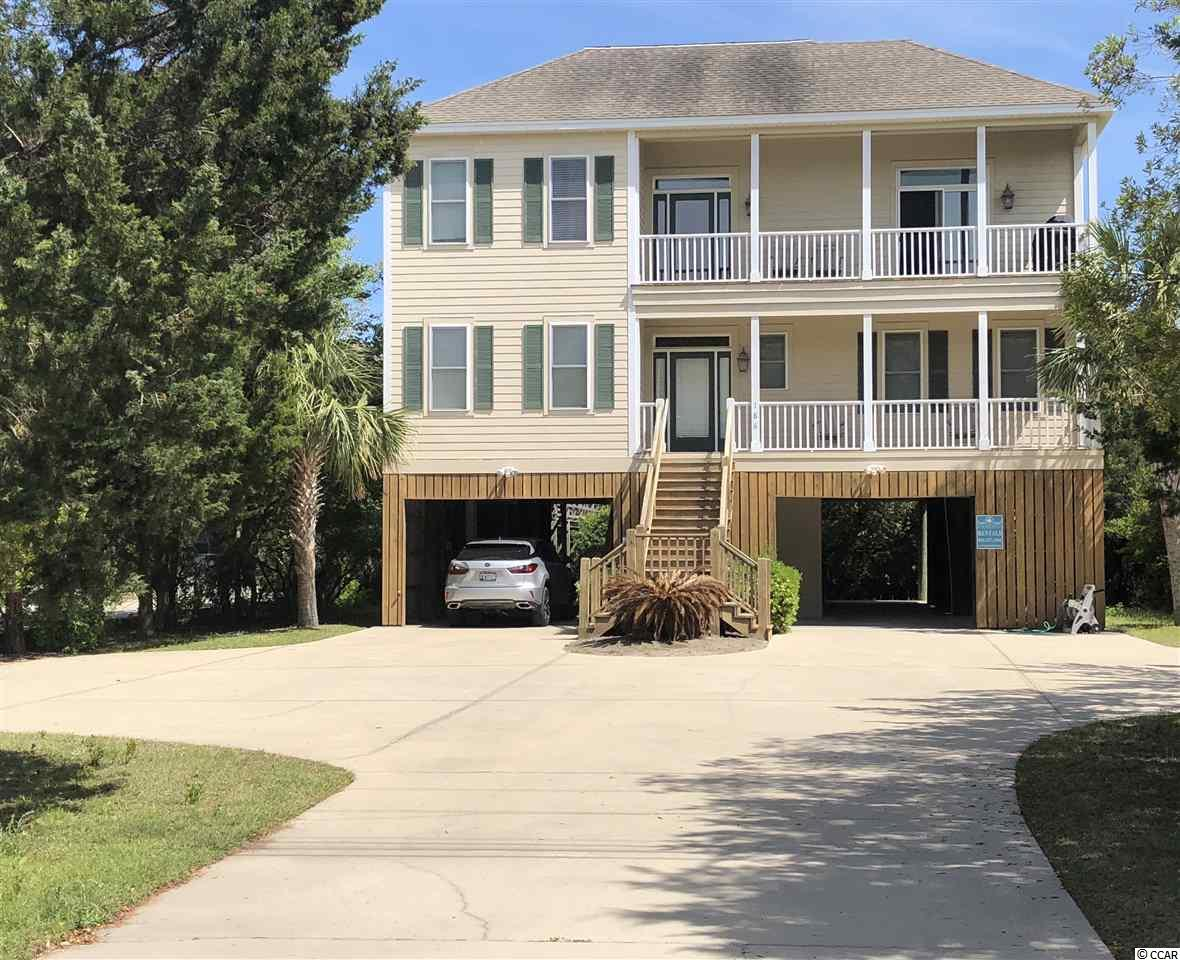 PET FRIENDLY! PRIVATE BEACH ACCESS. Interval X - 6 Bdrm/6.5 Bath Raised Beach House w/ Private Ocean Front Beach Access. Ocean Views. 1st Floor & 2nd Floor Masters. 4 Bedrooms,4 Baths, TV Room, Private Storage & Screen Porch on First Fl.  2 Bedrooms,2.5 Baths, FR,DR, KIT & Screen Porch 2nd Floor. 2 Ovens in Kitchen/ Wet Bar in FR. Wood, Tile & Carpet Flooring. Fireplace in FR. Beautiful Pecky Cypress In FR. ELEVATOR. Private Beach Walkway & Views of the Ocean. Sit on the screen porch & enjoy the wonderful Ocean Breeze. Close to Dining, Golf, Shopping & Bike Paths.  Interval XIII also available.Sunday to Sunday.  Check Out 2:00 PM  Check - In 6:00 PM. May Be Rented ( Renters May Not Have Pets.)