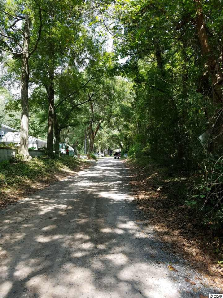 "***SELLER HAS THINNED OUT/PARTIALLY CLEARED THIS LOT****Take a look at this ""Old South"" feeling lot in Hagley Estates. What a location in Pawleys Island being so close to all the action. Partially wooded with beautiful Live Oaks spaced throughout. 500 feet of road frontage and meets and two adjoining roads. This lot has an elevation change of 30 feet from the base line of the Waccamaw River, which the lot nearly adjoins. Having nearly an acre and a half, build your dream home, cabin, compound, or just plain old pad.  A big stone's throw from the Hagley Boat Landing. Once you have arrived through the oak draped roads of Hagley, you'll want to stay forever. The seller will share an engineered building plan with any prospective Buyer. Come check it out before its gone."