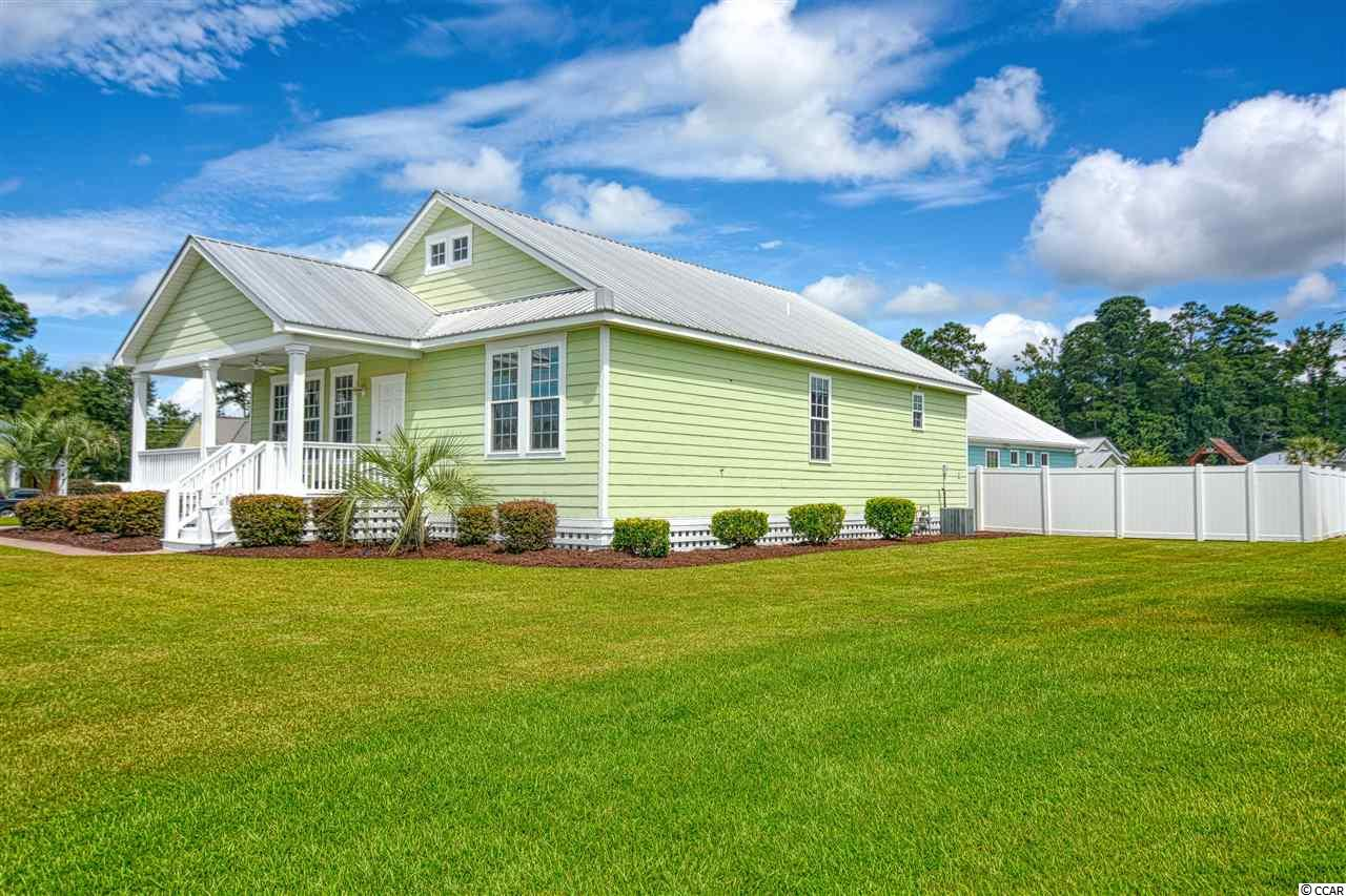 3bd/2ba single level home on a large corner lot w/ fireplace in highly desired Oak Hampton in Prince Creek - only 10 mins to the beach! This single-story home boasts many upgrades including large front porch, detached storage, carport, gas fireplace, hardwood floors, granite counters, gas range, stainless steel appliances, breakfast nook, and much more! Oak Hampton is nestled in the beauty of prestigious & popular Prince Creek as there are views of the top-rated TPC golf course right across the street! Murrells Inlet is just a short drive to everything Myrtle Beach has to offer including Coastal Grande Mall, Tanger Outlets, marinas, public docks, landings, restaurants, golf courses, shops, entertainment, Myrtle Beach International Airport, Broadway At The Beach, The Market Common, Barefoot Resort and Coast Carolina University (CCU). Also, only 90 miles to beautiful Charleston, SC.