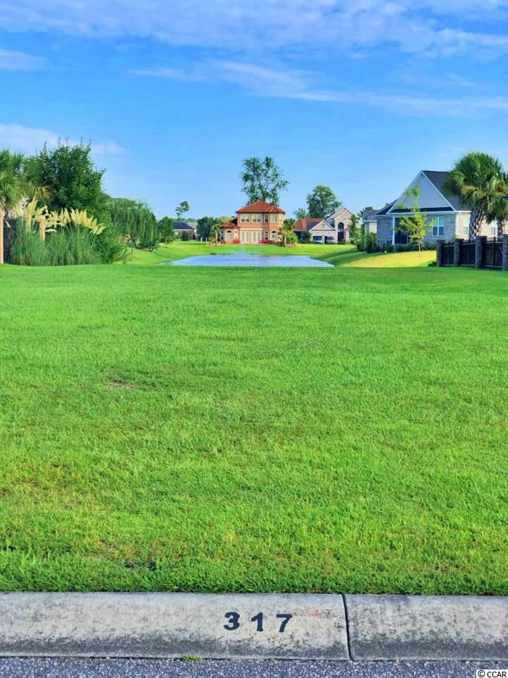 Beautiful residential lot in Carolina Waterway Plantation! Own this lot on the pond and build your dream home in this highly sought after gated waterway community. Amenities include boat and RV storage, boat ramp, tennis courts, olympic size swimming pool, and clubhouse to host your social functions and get togethers. Minutes away from the ocean, shopping, restaurants, and all Myrtle Beach has to offer. One of the nicer water view lots in the community, this one wont last long. Call and schedule your showing today.