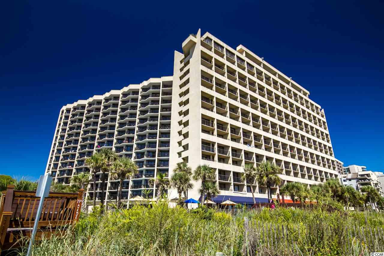 Amazing opportunity to own a massive 2 bed 2 bath unit in the North Tower of the highly sought after Ocean Reef Resort. This completely furnished condo has great ocean views from its two balconies - one from the master suite and the other off the living area. The bedrooms boast 1 king and 2 queen beds and also has a sleeper sofa. The full size kitchen has granite counters and tile floors. This unit also includes a washer and dryer. Ocean Reef is a great resort for families with the vast amount of amenities including indoor/outdoor pools, lazy river, shipwreck waterpark, sundeck, the Banana Boat lounge, fitness and business centers. This resort is conveniently located in the heart of Myrtle Beach, only minutes from fine dining and shopping.