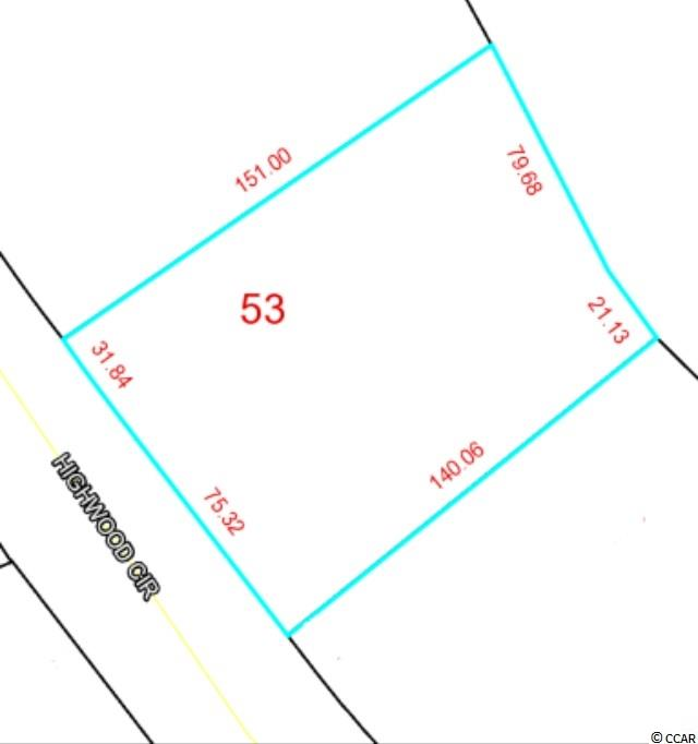 """MOTIVATED SELLER!  This homesite is located in the gated subdivision of Highwood within the highly sought after Prince Creek area of Murrells Inlet. This lot is over 1/3 of an acre. The homesite has incredible views of the TPC Golf Course in which it is situated on. This course was ranked in the """"Top 40"""" out of 100 golf courses in the USA. You are close to great restaurants, grocery stores, shopping, hospitals and local attractions such as The Marsh Walk, Brookgreen Gardens, Huntington Beach State Park, the Intracoastal Waterway, public boat landing at The Wacca Wache Marina, beautiful beaches and picturesque sunsets! Enjoy the low country southern charm in your new home at Highwood. Some of the amenities that this community offer are a pool, lighted tennis courts, owners clubhouse, gated entrance, walking trails and plenty of green space to enjoy. The TPC Golf Course was designed by Tom Fazio. The Dustin Johnson Golf School is also located here. Myrtle Beach is only a 20 minute drive North and Charleston a 90 minute drive South. This prestigious community is just a short ride to the beach!"""