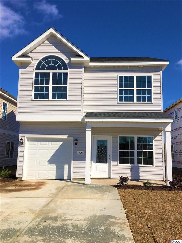 New small enclave of single detached homes bordering IWC. This home offers a welcoming covered front porch, open floor plan with 3 bedroom and 2.5 baths, 9 ft ceilings throughout,  vinyl plank flooring living, Dining, Kitchen and baths, Tray ceiling in master bedroom. Landscape maintenance provided by HOA.