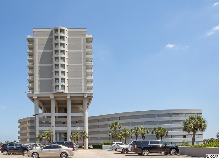 Do not miss this rare, first floor, ocean front, end unit in the Hampton Club!  If you want beach front...this is it!  It is like sitting on the beach on your balcony.  Wrap around 62x8 and 30x8 balcony.  Beautiful tile flooring throughout the unit.  Large open family/dining/kitchen area with views of the Atlantic Ocean!  Master bedroom suite with master bath and several closets.  Second bedroom is considered a 2nd master.  Third full bath has a tile and glass shower.  Enjoy all the great amenities Kingston has to offer.  Wonderful Spa & Fitness Center with an indoor pool, hot tub, sauna, all the latest in workout equipment, golf simulation room, huge putting green, tennis and pickle ball courts and with all the soothing spa treatments you could ask for.  The on-site Embassy Suites Hotel offers a number of dining venues, two pools and hot tubs and a very entertaining water park.