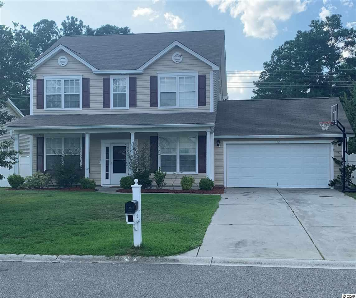 This property is located in the very desirable Foxhorn Subdivision, just off of Forestbrook Road. This home is close to everything and gives you a beach address without the beach price! The Foxhorn community has a pool for residents and a friendly environment that the residents pride themselves on. Make an appointment to view this house today!