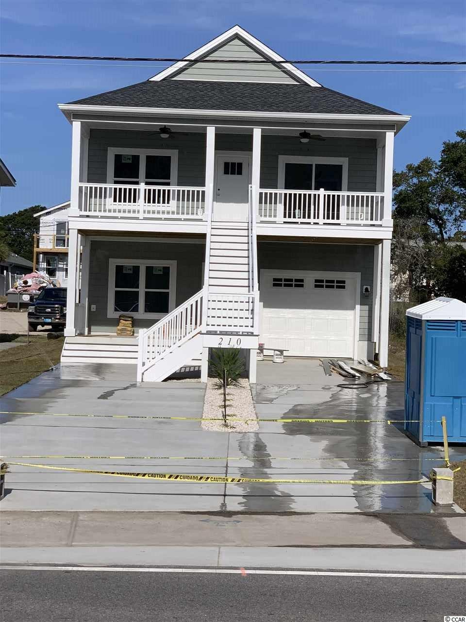 Don't miss out on New Construction with LOCATION LOCATION LOCATION  Direct Ocean View, X-Zone (no flood insurance required) 2 streets from ocean and two 1/2 blocks from main street with restaurants, shops and night life. Great Home, second home or investment property.