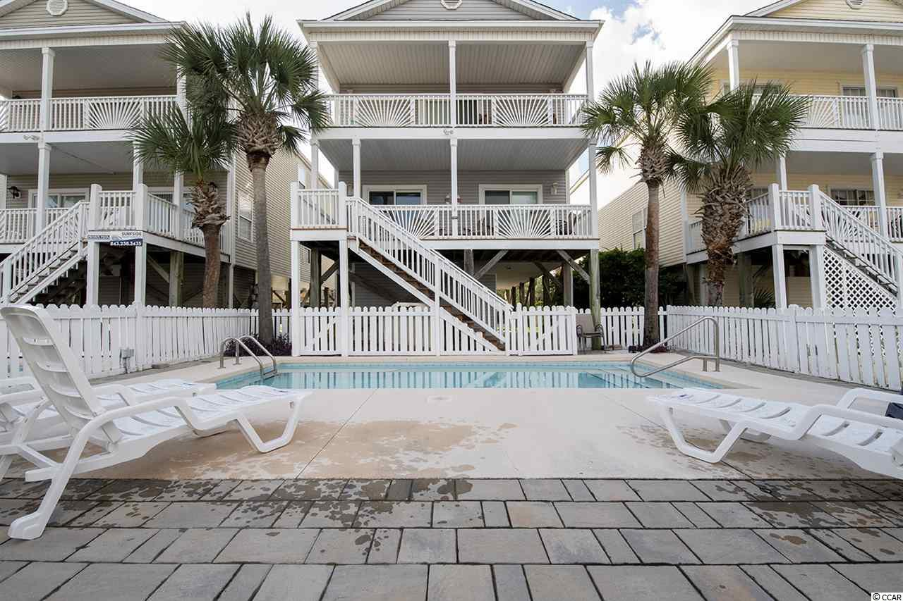 Great beach house in the heart of Surfside Beach.  Excellent rental potential, inground private pool,ocean view, fully furnished and ready to go!  Don't miss out on a great opportunity.