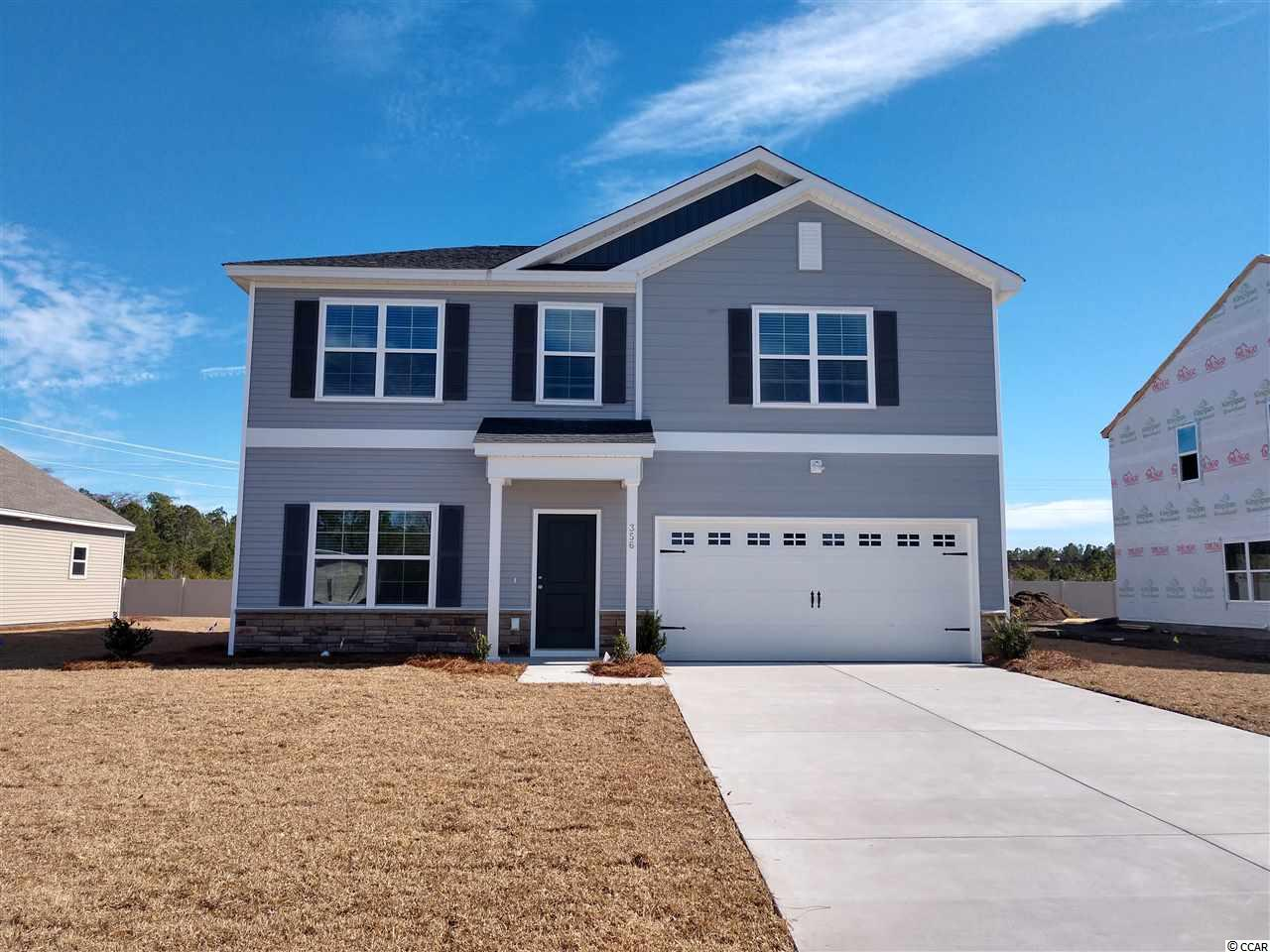 "Natural Gas Community!  Great location - easy access to Conway and Myrtle Beach!  This Telfair plan is under contract for our buyer, but we can be built for you in 6 months!  Please inquire about our current incentives you can take advantage of!  The Telfair plan, with nearly 2,800 htd sq ft, starts with 4 bed/2.5 baths, with Flex/office space, formal dining room, and a large loft upstairs too!  The flex space - 1/2 bath can be converted to a Guest Bedroom with full bath downstairs.  Another bedroom/full bath can be added upstairs too - this home can have up to 6 bed/4 baths!  Included features: Architectural shingles, smooth ceilings/walls, 9' ceilings 1st floor, granite in kitchen, 36"" cabinets, tankless gas hotwater, gas heat, opt gas log fireplace, opt gas kitchen appliance package, and more.  Come see why Mungo Homes should be on your shopping list!  Photos shown are of another Telfair plan built in Coastal Point.  All measurement are estimates, buyer to verify."