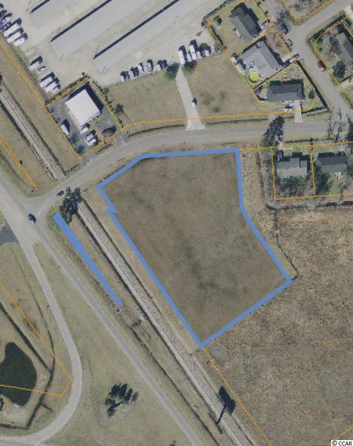 What an excellent investment opportunity with endless commercial possibilities! Zoned Highway Commercial in the City Limits of Conway. Tremendous Exposure from Hwy 501 Bypass and Hwy 501 Business. Close proximity to Coastal Carolina University and Horry Georgetown Technical College. Approx. 365' +/- on Hwy 501 and Approx. 290' +/- on University Forest Drive!