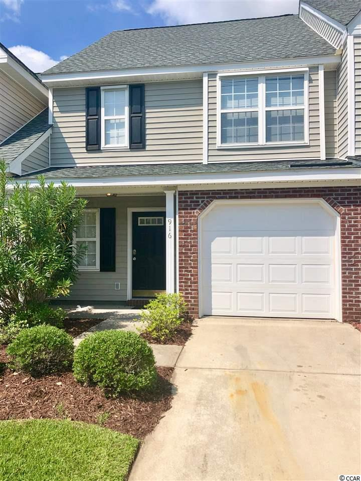 Furnished 2 BD 2.5 BA unit located in Wynbrooke with a private 1 car garage that overlooks community pond with fountain. This unit is in excellent condition each bedroom has its own bathroom and large walk-in closet.  For those hot summer days cool off in the large community pool.