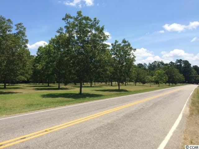 Gorgeous corner lot that features cleared land, beautiful trees, and great road access. Just minutes from Conway and only 1.5 miles from the Waccamaw River! Water and sewer available on the property.