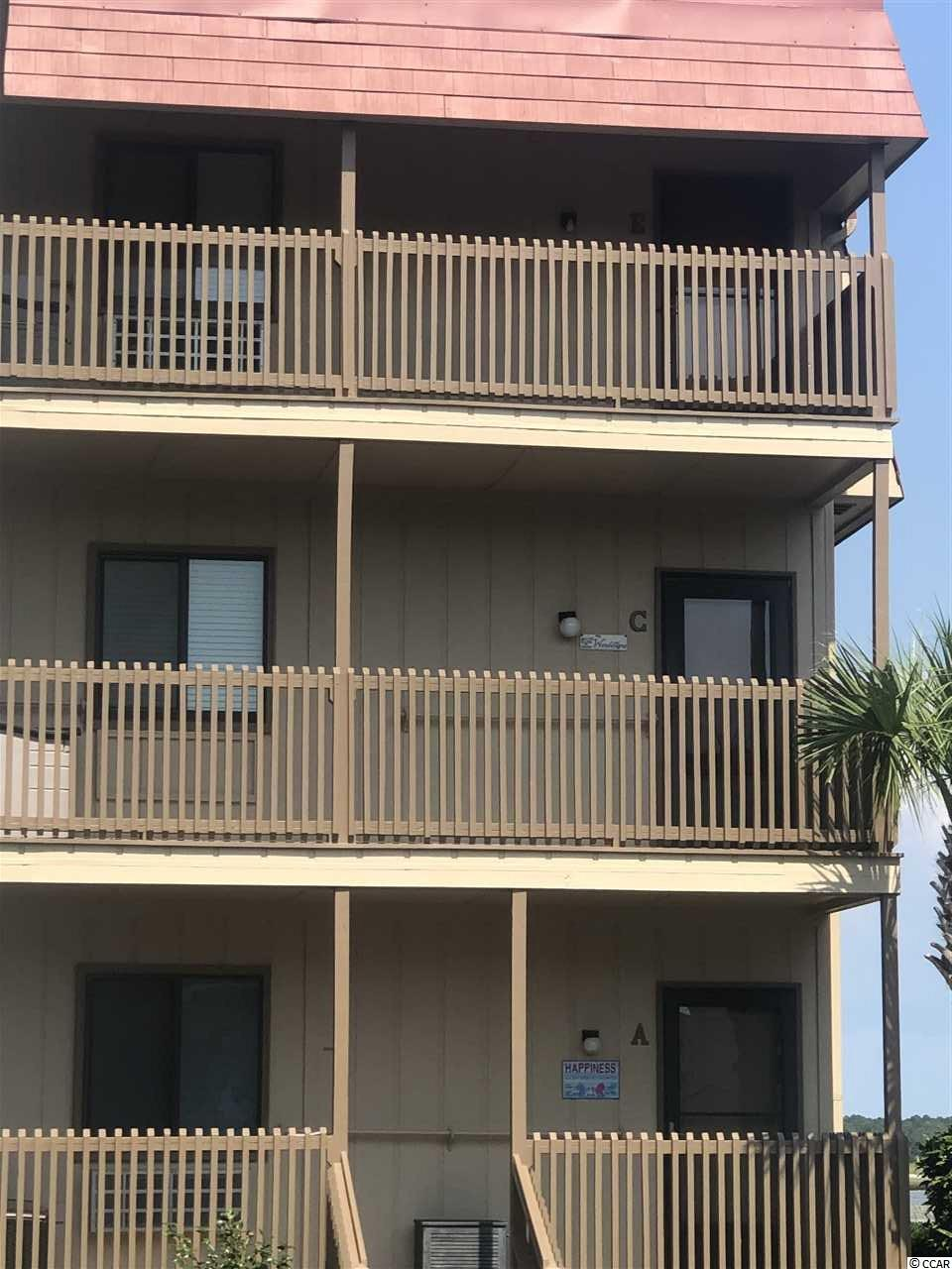 Do not pass on the rare chance to purchase this completely renovated unit at Inlet Point Villas on the prestigious Cherry Grove Beach.  This unit features panoramic views of the beautiful Atlantic Ocean and the Inlet. This gated community has an outdoor pool and tennis court.  Brand New Stainless Steel Appliances highlight the gorgeous granite countertops and new backsplash.  Make it a point to take a look at this two bedroom two bath fully furnished condo.  An ideal place to sit back relax and call home or rent.  All measurements are approximate and data are deemed reliable but are not guaranteed, buyer and/or buyer's agent to verify.