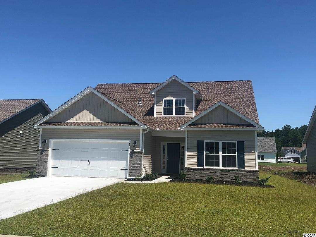 "PHASE II HAS BEGUN . Fripp II Model To Be Built located in one of Beverly Homes newest communities Jessica Lakes East. This NATURAL GAS  community offers all the right features and benefits of one of the areas respected builders.All of the homes in Jessica Lakes East come standard with Tankless hot water heater, Gas Heat ,Gas  Stove and Oven, Central Air conditioning , 30 year roof system,Low ""E"" energy efficient windows with screens, Profiled Kitchen Cabinets with Crown Molding , Stainless Steel  appliances . Trimmed and  painted garages with drop down stairs for storage access and door openers. Maintenance free exteriors with vinyl siding, and brick accents per plan. Covered porches per plan .Separate  rear patio for grilling and outdoor seating.Landscaped and sodded yard. This home has 5 bedrooms and 3 bathrooms with a screened porch and additional patio for grilling and out door seating.POOL AND CLUB HOUSE COMING SOON."
