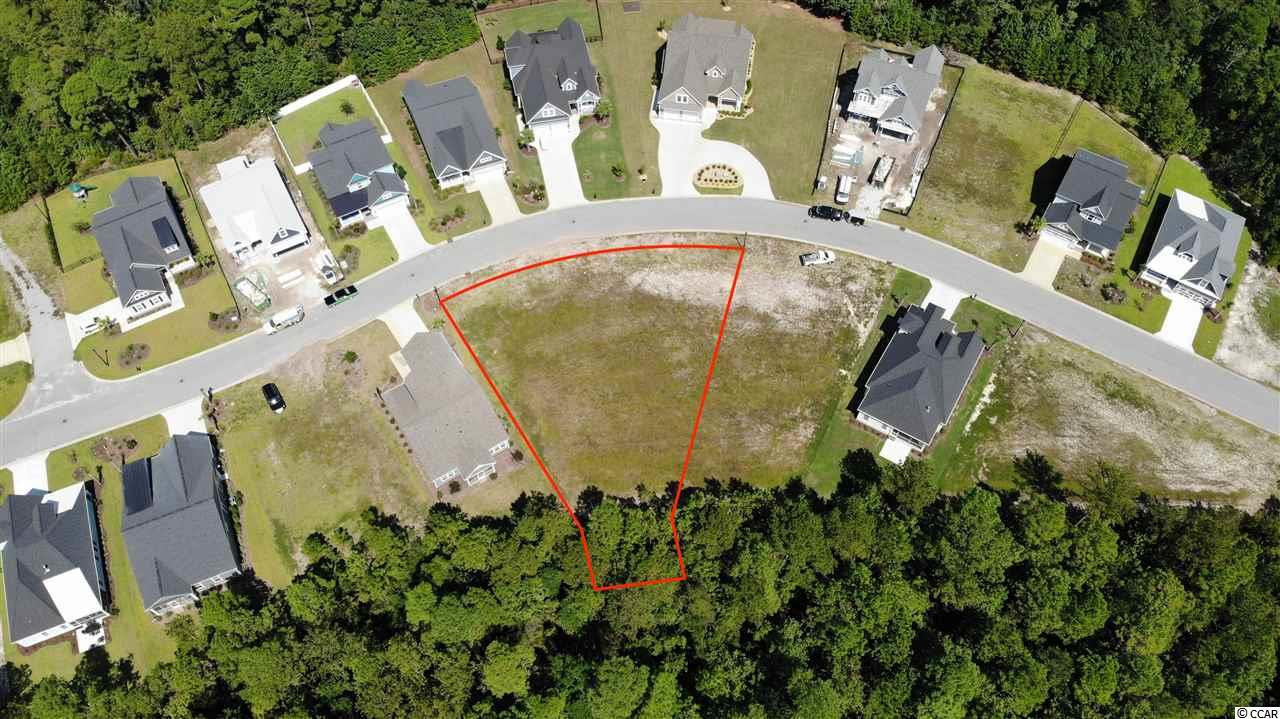Great opportunity to build your dream home on this double lot that is just half an acre and backs up to the preserve. If you want privacy this lot has it all. Owners pay only one HOA. Waterbridge has no timeframe to build and you can chose any builder or we can recommend a few. Waterbridge offers the most upscale amenities Carolina Forest has to offer, including a pool with swim up bar, an extravagant clubhouse, basketball, volleyball and tennis courts, fitness center, boat launch and storage in the neighborhood, and much more! Don't let this slip away.