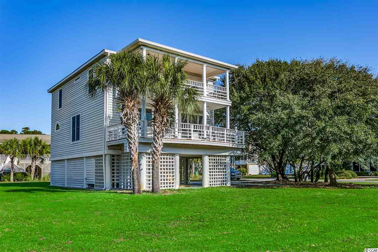 Listed under tax value!!! What a HUGE lot! This cool 3rd row beach home sits in an extremely quiet section of the beach! Just a short walk away from your favorite.....the beautiful Atlantic ocean! You can walk out your front door and be in your beach chair in a little less than 5 minutes! You can even see views of the ocean from the 3rd floor! A ton of great value at this corner lot location. As you can see in the pictures, there is plenty of room to get creative! Add a pool, make the house much larger, or build your own outdoor oasis! It's all possible at 727 Parker! **Be sure to check out the virtual tour link for step by step 3D home walk through**
