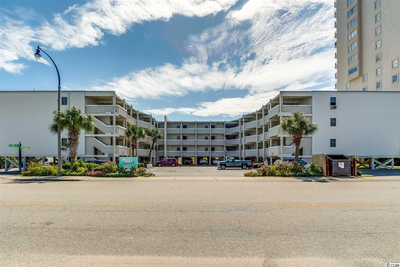 Ocean Pier I 2BR/2BA oceanfront corner condo.    The extra windows let you enjoy more light & ocean views.  This condo has been recently updated and is beautifully decorated!  Vinyl plank flooring has been installed from the entrance through the living room/dining room and into both bedrooms.  The kitchen and baths have grouted square vinyl.  No carpet in this condo makes it easy to keep clean!  Three HVAC units, living room and 2nd bedroom installed in 2019, Master Bedroom installed in 2017.  Hot Water Heater installed in 2016.  Plumbing in both bathrooms and kitchen replaced recently.  New vanities and toilets in both bathrooms.  Stack washer/dryer in condo.  Large storage closet under building.  Outdoor pool with large pool deck for the family to enjoy.  Ocean Pier I is located in Windy Hill close to Barefoot Landing, golf courses, night life, and many more entertainment and recreation options.  It you are looking for a nicely maintained and updated condo but don't like to the high rise life, this is the condo for you!