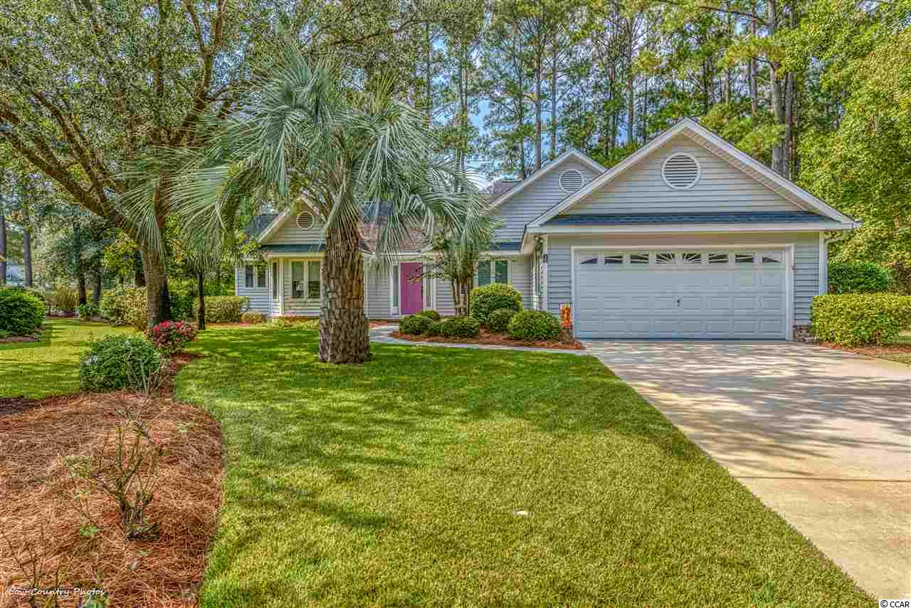 Come see a classic 3BR/2BA home in the very desirable Ricefields community!  The home has been meticulously cared for by the original owners and it is in great condition.  One story living with a nice open flow and natural light to enjoy the ample sunshine available in South Carolina!  The 3rd bedroom can easily be used as an office space or den.  There is an additional space off the master bedroom for a hobby room or peaceful sitting area with access to the backyard.  While the inside of the house is comfortable, you will want to spend time outside on the spacious backyard patio surrounded by beautiful landscaping.  The community is very friendly for walking and this home is easy walking distance to the Ricefields Pool.  The kitchen area has plenty of storage and work top island, together with a breakfast nook.  The Master bath has a large double sink vanity and jacuzzi tub.  This home is a must see!