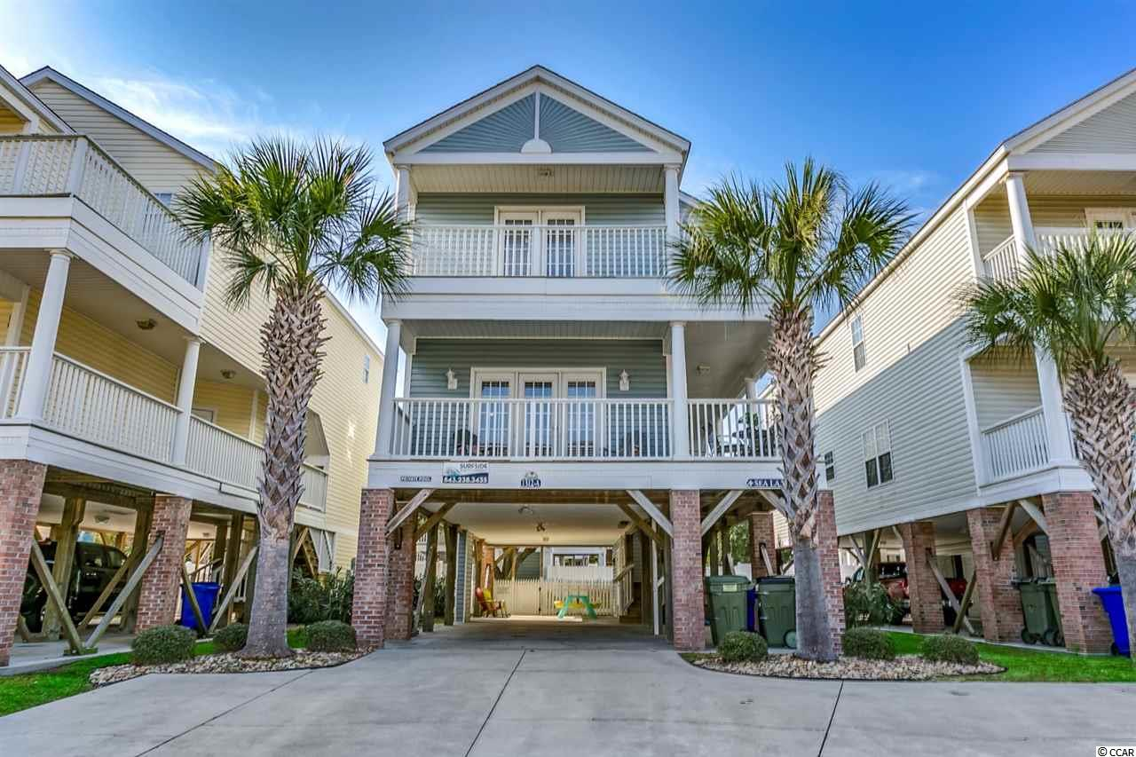 Amazing opportunity to purchase this fully furnished second row beach 6bd/4th Raised Beach Home located in the Ocean Pines section of Surfside Beach ! 1312-A S Ocean Blvd features include your very own private pool that has been resurfaced for an outdoor entertainment area, fenced-in backyard, open floor plan throughout, tile floors, and two large balconies with ocean views. This would make the perfect investment property or vacation home. Conveniently located to Surfside Beach Pier, area attractions, golf, dining, entertainment, shopping, the airport, Market Common, & so much more! Call today for a showing !
