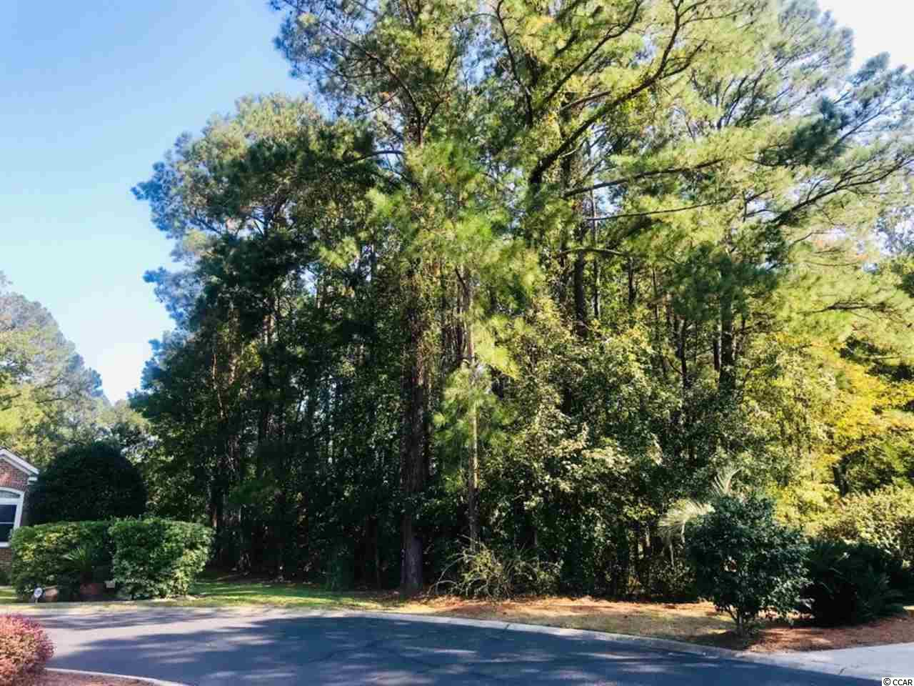 Build your custom dream-home on this golf course lot inside the Indigo Creek community. Situated on a cul-de-sac with beautiful views overlooking Fairway 9 on the Indigo Creek golf course. Enjoy low HOA fees that include a community pool. Close to shops, the popular Murrells Inlet marsh walk, restaurants, entertainment, and minutes to the beach.