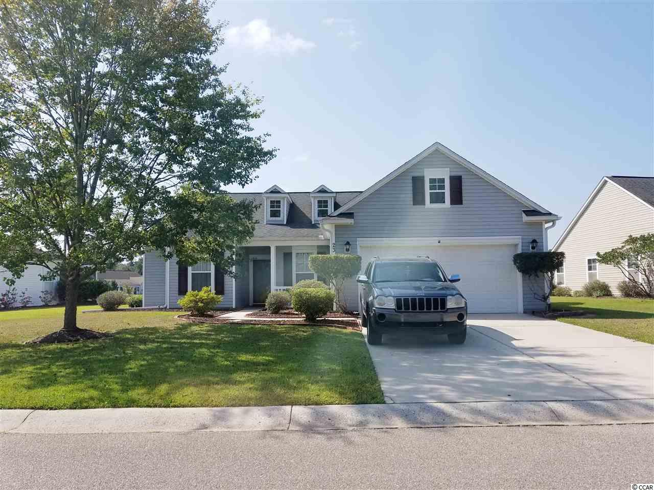 This 3 bedroom 2 bath home boasts a wonderful view of the Lake/Pond, tray ceiling in Master bedroom, NEW stove installed, microwave 2018, Refrigerator 2017, Washer 2016, Dryer 2015, Dishwasher 2013. Family/Great Room features 2 ceiling fans. Home is well maintained and a must see! Over-sized screened in rear patio as well an over-sized rear patio. Home is located in the desirable community of Links Brook which has a huge pool, hot tub, tennis courts, picnic pavilion with bbq's, horse shoe court, Clubhouse with fitness center, pool table, very active community center. Close to Huntington Beach State Park, Brookgreen Gardens, Murrells Inlet Marsh Walk, Restaurants, Shopping, Entertainment, Fishing, Boating, and so much more the area has to offer!