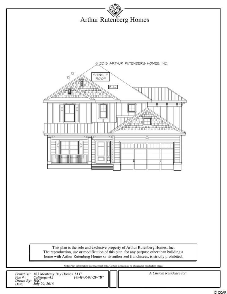 ***NEW CONSTRUCTION*** Exclusive location, Masterfully Crafted. This 2772 heated sq foot, two story, open concept home is located within two blocks of the beautiful Atlantic Ocean. A custom floor plan by Arthur Rutenberg Homes offers a highly functional layout and includes features on today's buyers' wish lists.  Gourmet kitchen with large center island, granite countertops, tiled back splash, custom cabinetry, vent hood and electric cooktop along with a built in oven and microwave. The casual dining allows for seating for up to eight as well as access directly to the covered lanai. Triple slider doors open up onto the outdoor living. The master suite includes a large walk in closet with wood shelving, an over-sized tile surround shower with dual shower heads and a double sink vanity. The home also offers a 1/2 bath on the first floor. Upstairs your guest will enjoy a shared bath and large club room. The utility room includes cabinetry for storage as well as a laundry sink for those larger items. The Den is a wonderful flex space perfect for a home office or playroom. For further information, please tour our Cancun model home located at 5702 Springs Ave. *optional floor plans and pool packages are available