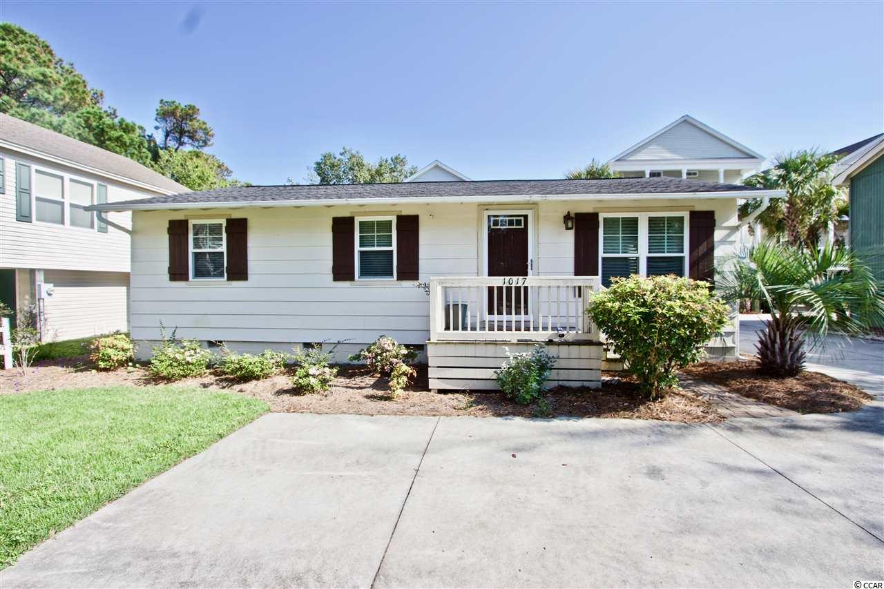 Welcome to this beautiful 2 bedroom 2 bathroom home located just blocks from the beach in Surfside Beach! This home has been recently renovated with new flooring, interior and exterior paint, granite counter tops in the kitchen, a screened in porch and more! This small community provides a private community pool and allows short term and long term rentals. Near all Surfside and the Grand Strand has to offer including shopping, dining, golf and much more! Don't miss out on this one of a kind property!!