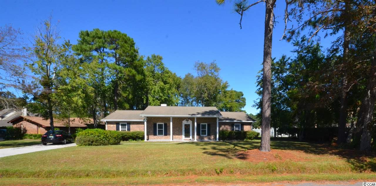 Welcome to 1750 Crooked Pine Drive.  Located inside the conveniently located Deerfield Plantation, this home has been meticulously maintained as a second home.  Beautiful curb appeal leads you into the spacious rooms of a true ranch, where all living, eating, dining and sleeping areas are on one floor.  A large yard, both front and back welcomes you to enjoy the outside living this area provides.  Great price for four bedrooms in this neighborhood.  Call your agent to show this one today!