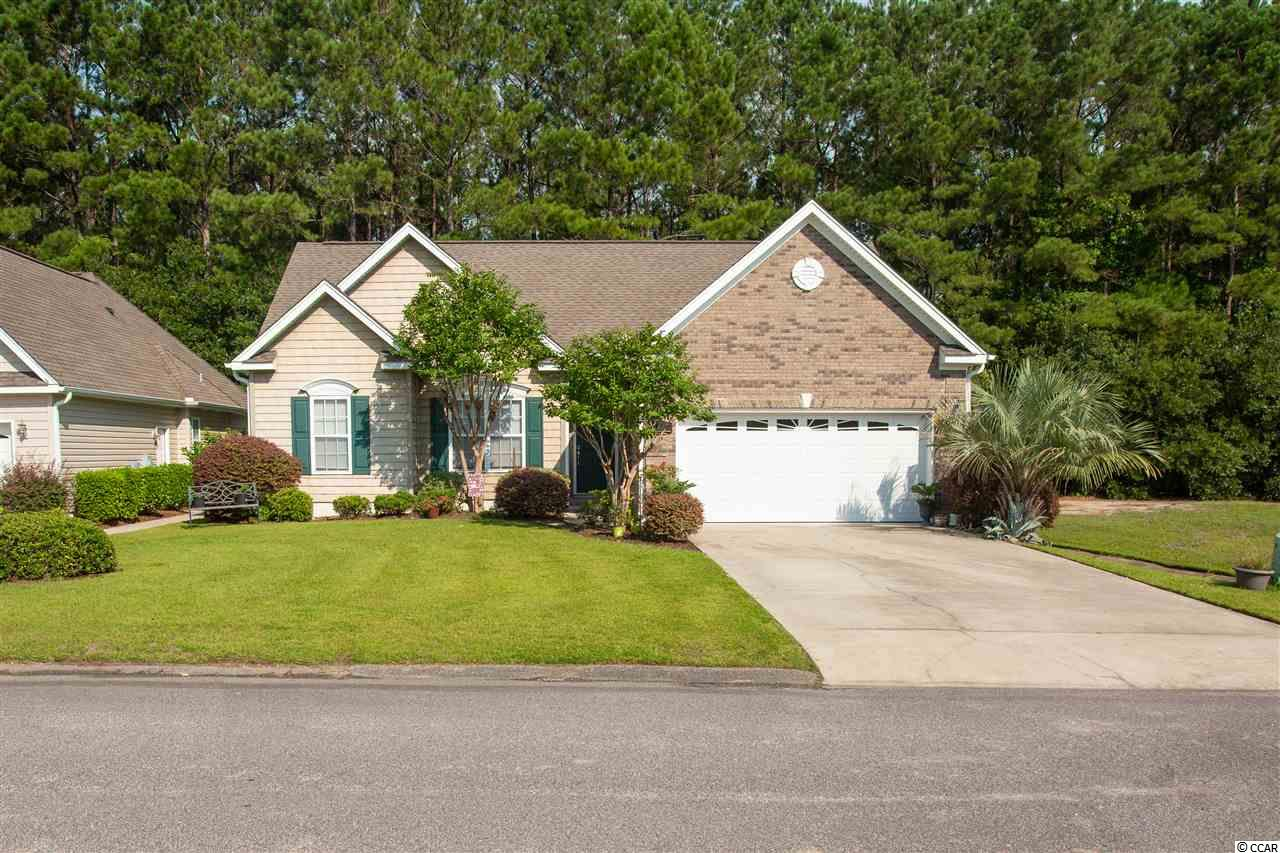 Welcome to 63 Cedar Tree Lane Where Real Living Begins!  This former model home boasts that cottage feel with immaculate landscaping, quaint and shaded backyard for privacy and relaxation and is located perfectly in Calabash,NC which is 10 minutes from Little River, SC or 10 minutes from Sunset Beach, NC.  You can't ask for a better location!  As you walk in you'll enter a spacious living area which has been extended by an enclosed Carolina Room.  This home is perfect for anyone looking to downsize to one level, current renters looking to own for less than renting or first time homebuyers.  Come make Cedar Tree Lane part of your life's story!