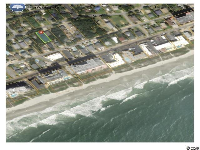 Come build your own beach house just 2 blocks from the sparkling Atlantic Ocean!  Located in the popular Crescent Beach area with no HOA fees.  This is a desirable lot on a quiet street and could be a fabulous primary residence, vacation getaway, or rental/investment property.  No timeframe to build.  Don't miss the opportunity to buy this close to the ocean at this price!