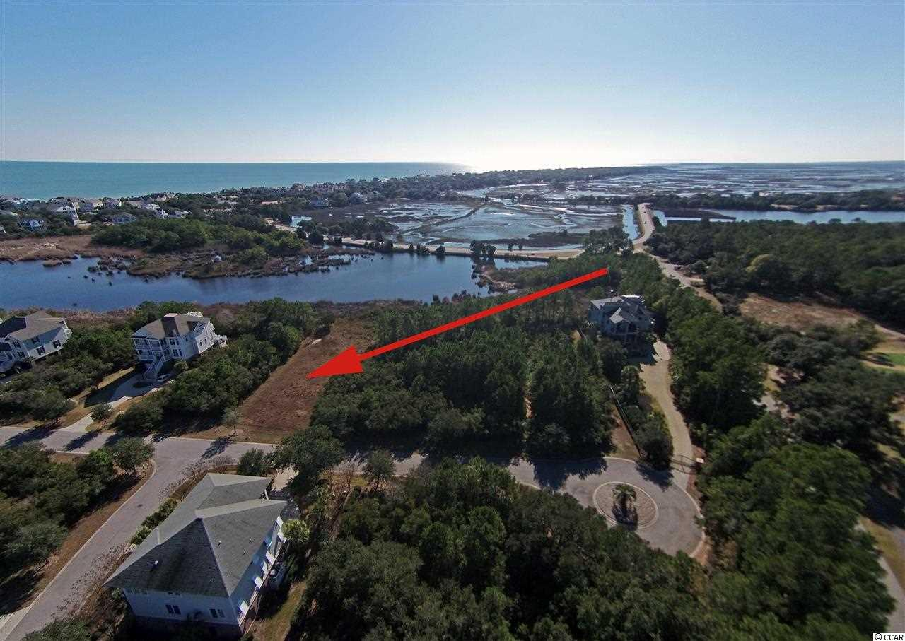 Wonderful marsh front homesite located in the Ocean Oaks community. This lot offers great views over North Inlet marsh and has an easy access road just steps to the beach.  DeBordieu is a private oceanfront community with golf, tennis, a beach club, private boat ramp, dining and more.  A must see.