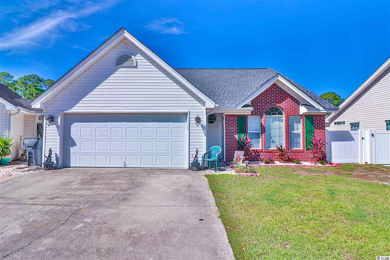 If you like comfort and charm, you'll love this sparkling 3 bedroom, 3 bath in perfect condition. From high ceilings to the gleaming floors, this home has been well taken care of. The master bedroom features a walk-in closet and full bath. Enjoy easy access to the beach with just a short 3 minute drive. Recent updates include a new water heater, HVAC, roof, fresh paint, and new window treatments.  Book your showing today!