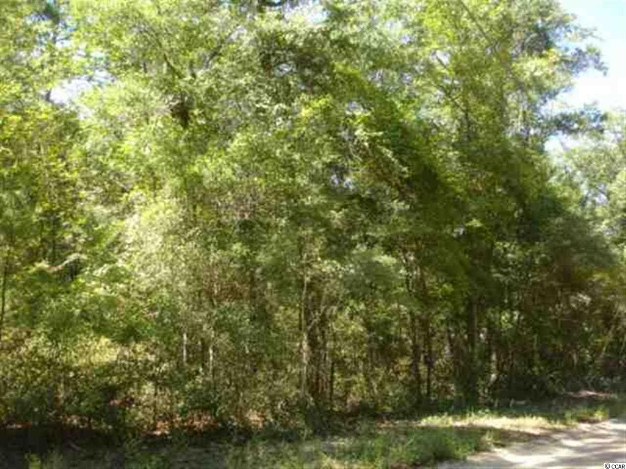 Beautiful wooded homesite with many hardwoods, all high ground. Lovely street lined with shade trees. Build your dream home