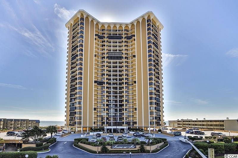Luxury Ocean Front Living at its Best! One of a Kind Condo with Unobstructed views of the Beautiful Atlantic Ocean. Most amazing views of the Grand Strand from the 19th Floor allow for a Picturesque Sunset and Sunrise, Front Row display of fireworks up and down the sandy beaches. This unit offers dual Master Suites and is completely Furnished and Move-in Condition.  Just bring your swimming suit, everything you need is right here. This unit has Italian Porcelain Floor Tile, Granite Countertops throughout, Hunter Douglas Window Treatments (which stay) also the Henredon Island Bed stays and high-end furnishings stay with this unit with a few exceptions. (Ask for aa list) Prestigious Living at Maisons Sur-Mer has a reputation for quality Guest Service and offers loads of Amenities. Breakfast and Lunch Grill and an evening white table cloth Dining experiences accompanied by piano music, as well as Room Service from the Bon Appetite Bistro. There are Bands in the Ocean Club and Tiki Bar Poolside, Movie time in the Media Room, Read a good Book in the relaxing Library. Other amenities include; Billiards Room, Separate Sauna/Exercise Rooms, Outdoor Pool, Grill Area, Game Room, Banquet Room, Card Room, Guests Suites available for family or friends, 24/7 Security. Maintenance available daily between 8-6, Gated underground Parking and Private Storage area and much, much more. Conveniently located in the most demanding entertainment /shopping neighborhood at the Beach.   Must see this property today.
