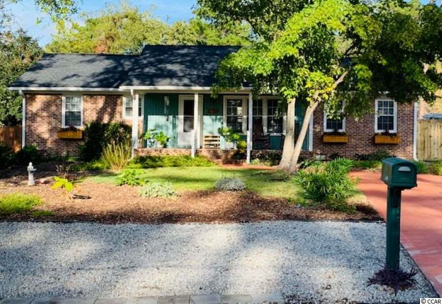 You will fall in love with this beautiful home tucked away in the quiet Riverside community! A must see...This home is located in a highly desired neighborhood just minutes to the beach and Intracoastal Waterway. This 3 Bedroom 2 Bath home offers 2 bonus/mutli-purpose rooms that could be used as an office, playroom, dining room etc.  This home is very environmental conscious with a reflective solar attic blanket, hot water heater blanket, double pane windows, water saver toilets and shower heads. It also has a separate water meter for all outside water use and a whole home surge protector. The kitchen has a large eat -in dining area along with bamboo flooring. New roof this year (2019) with a transferrable warranty.  If you like to entertain or enjoy the outdoors this home has a great 300+ sq.ft. deck overlooking a fenced in back yard. Home sold as is. Square footage is approximate and not guaranteed. Buyer is responsible for verification.  Sellers would prefer to close the first week of February 2020 to coordinate with their move.