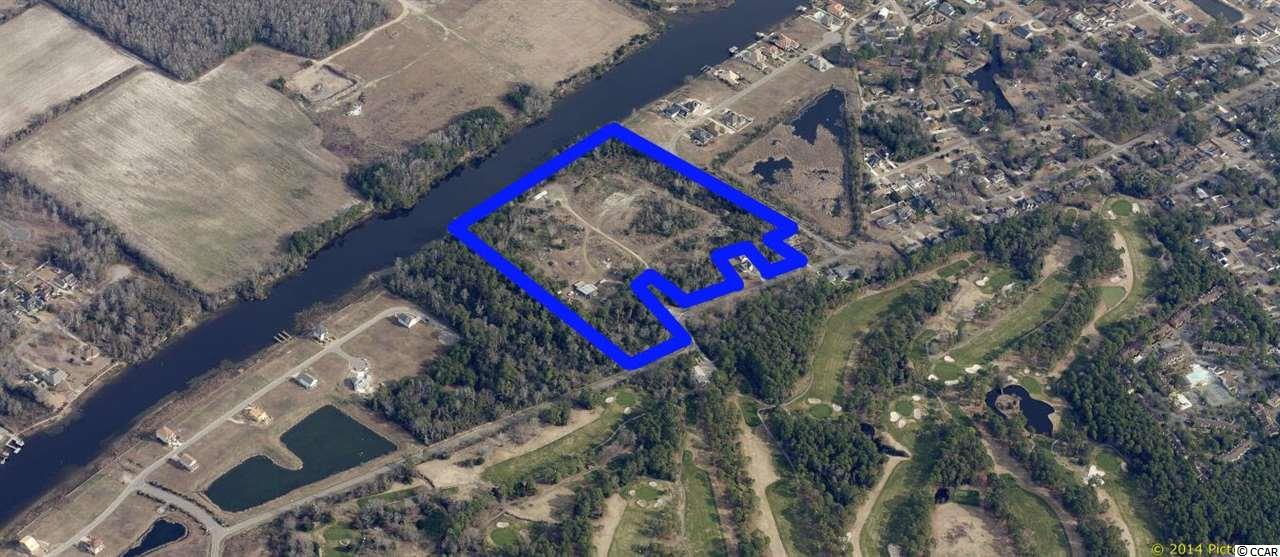 Subject property is a 23.69 acre tract located on Tom E. Chestnut Road in North Myrtle Beach.  807' road frontage and 988' frontage on the Intracoastal Waterway, this tract has the capacity to offer more waterfront lots than any other tract on the market in North Myrtle Beach.  This property is sandwiched between two high-end neighborhoods; Coral Landing and Palmetto Harbor.  Located in Ocean Drive Elementary/North Myrtle Beach school districts.  This site is tucked away from traffic on Highway 17, and is simultaneously convenient to nearby amenities and attractions to include Barefoot Landing, Barefoot Commons, North Myrtle Beach's Main Street, and numerous restaurants and retail.  A member of the ownership entity is a licensed South Carolina real estate agent.