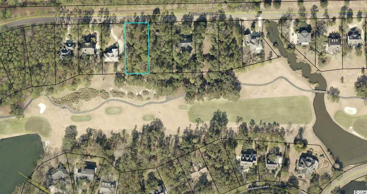Beautiful golf course homesite offers a great view of DeBordieu's Pete Dye Golf Course overlooking fairway #5.  It's conveniently located in the middle of DeBordieu's golf course community with easy access to the Clubhouse, Oceanfront Beach Club, Tennis Center and Boat Landing.