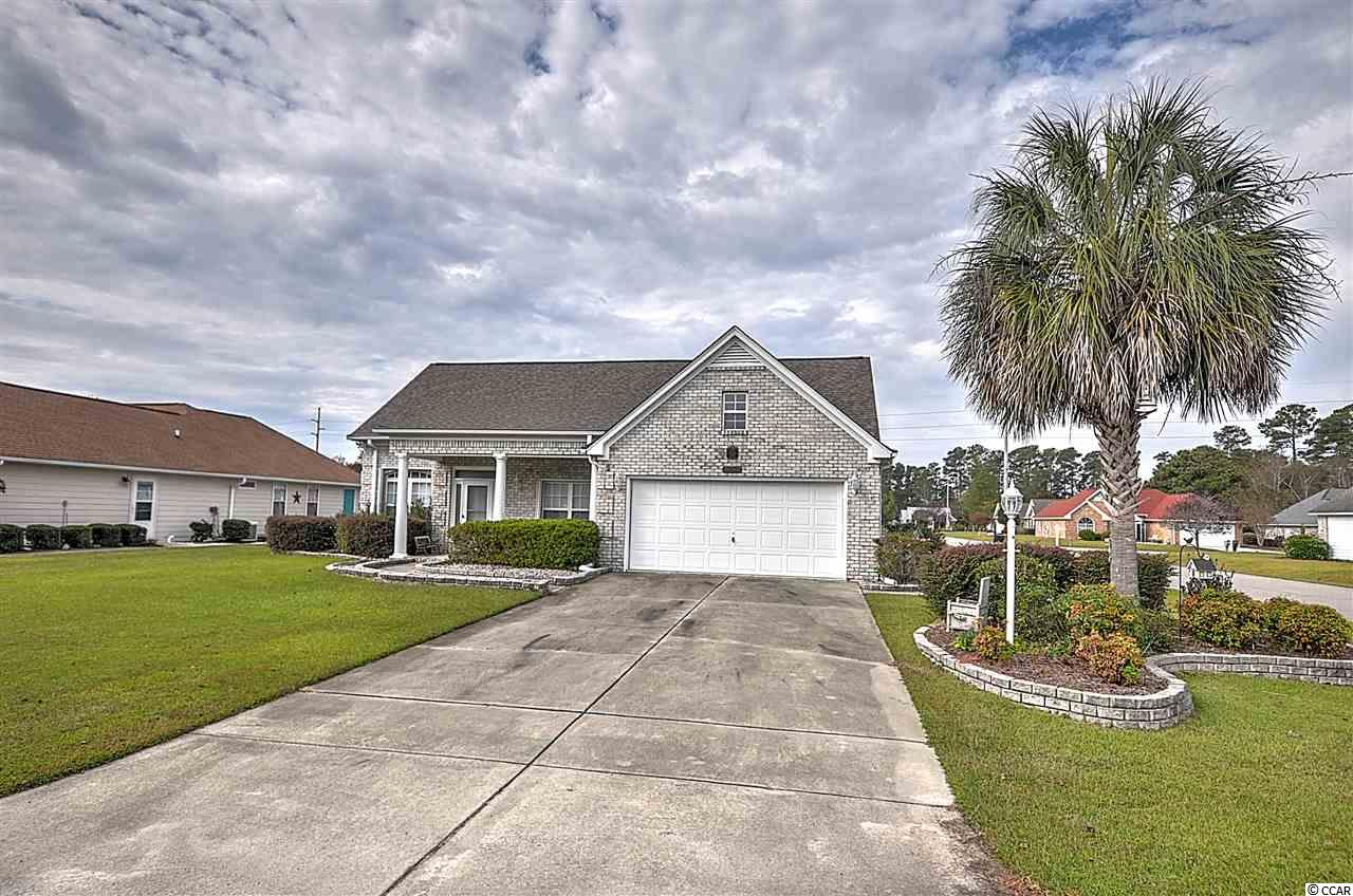 All brick 3 bedroom 2 bath home in Bellacroft in Little River situated on a corner lot. This lovely home is located just 1.5 miles from the Main Street Connector to North Myrtle Beach for easy access to Hwy 31, beaches, shopping, dining, golf and entertainment and just minutes from medical facilities. This lovely home features a cozy formal living room, formal dining room, large Carolina room, eat in kitchen, accordion storm shutters, separate tub and shower in master bath and more.
