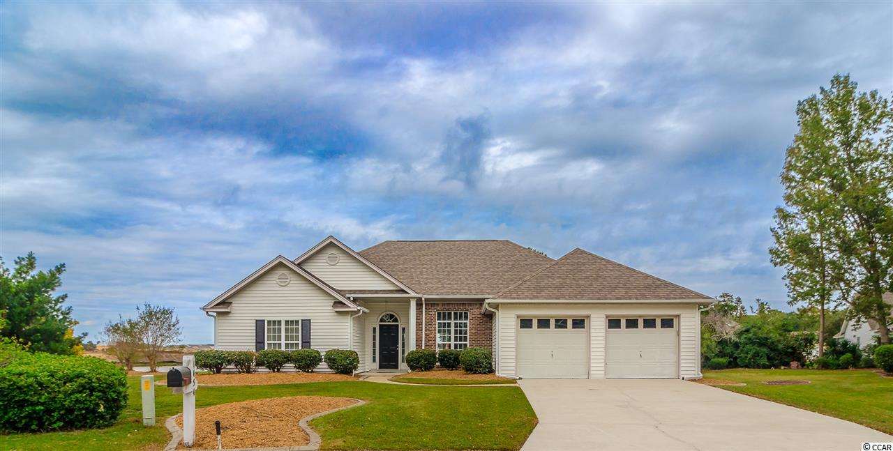 Wow. 3 different Living areas!! New Cabinets and Countertops! New Stainless Steel Appliances. Plenty of natural light throughout the home. High ceilings. Big yard on the water. Over-sized garage. Located in Surfside Beach. Home Sweet Home!!