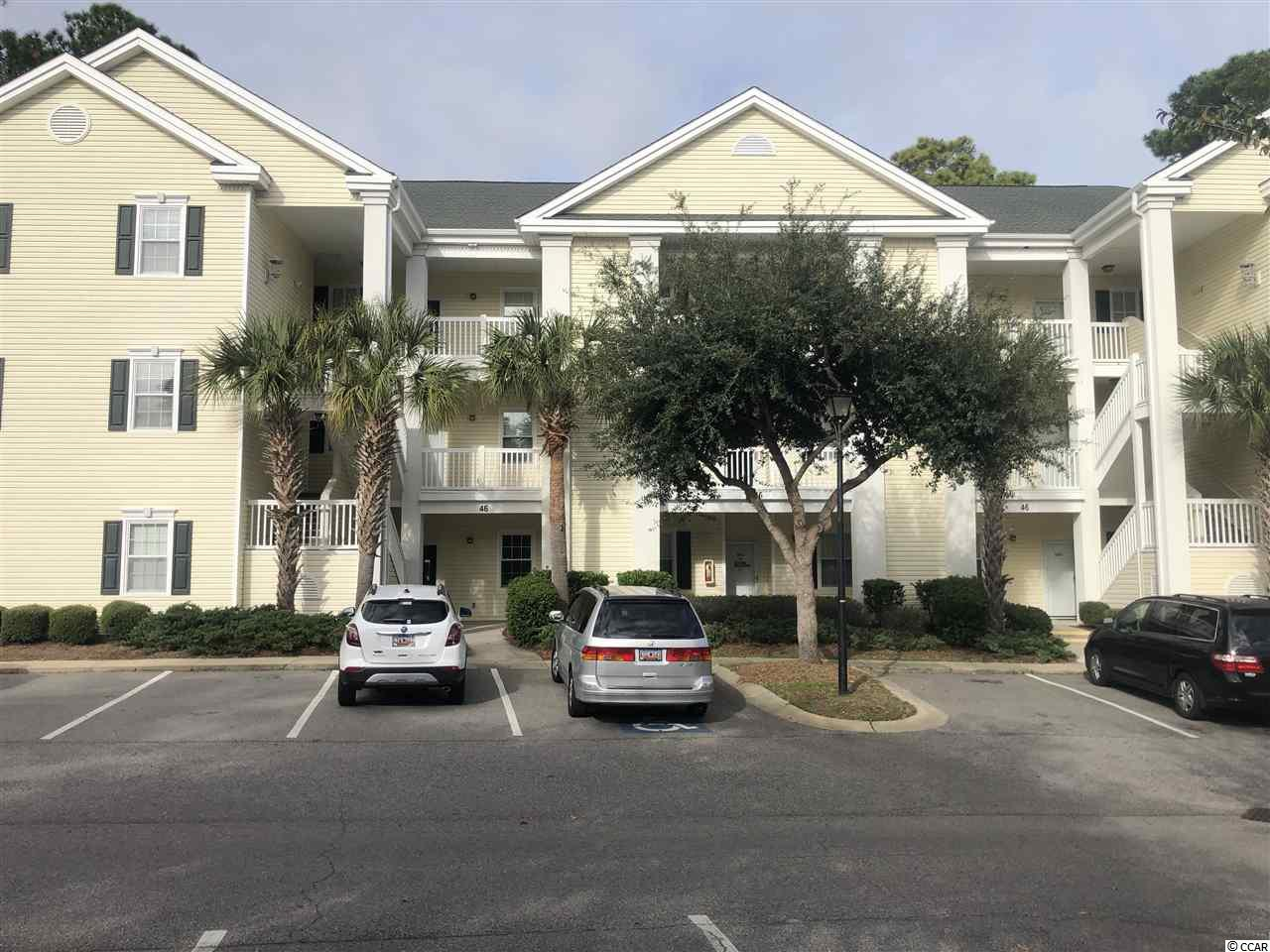 Come check out this gorgeous, fully furnished 2 bedroom/2 bathroom condo in NMB!!  This pristine unit features 12' vaulted ceilings in the living room, offering plenty of natural light, a spacious screened in porch, tray ceilings in the master bedroom, open floor plan, and more!!  Upgrades include new LED light fixtures in the kitchen & a new faucet, beautiful tiled shower in the guest bathroom, & new washer & dryer.  This condo also features an extra room when you first enter the unit, this can be kept as an extra bedroom for guests or it would make for a perfect office/den area. This condo has been beautifully maintained & it's truly a must see!!! The condo is located in a gated community that is just a few blocks away from the beach, it offers 6 swimming pools/hot tubs, BBQ & picnic areas, a fitness center, recreation facility, tennis courts, walking trails, & plenty of lakes & ponds. Contact your agent today to schedule a showing!!
